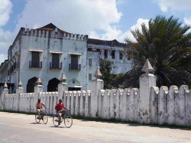 Der Sultanspalast (''Beit al-Sahel'')