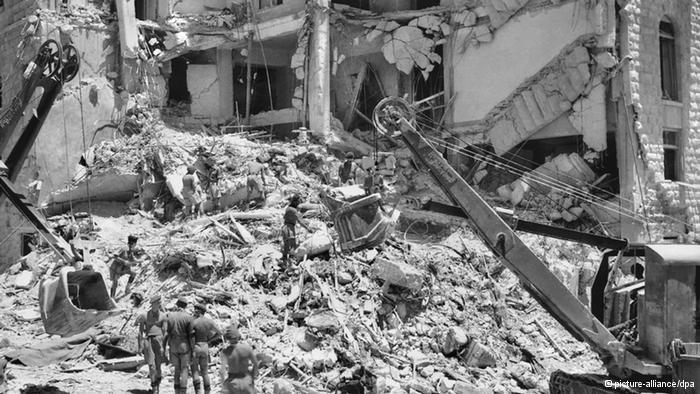 Anschlag auf das King-David-Hotel