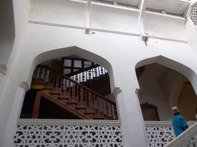 Im Inneren des Sultanspalastes