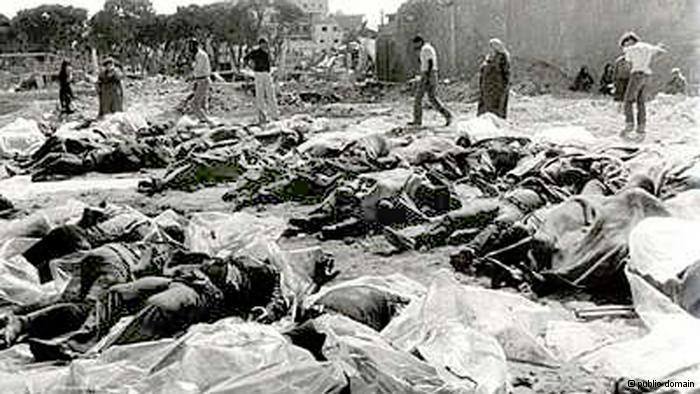 Das Massaker von Deir Jassin