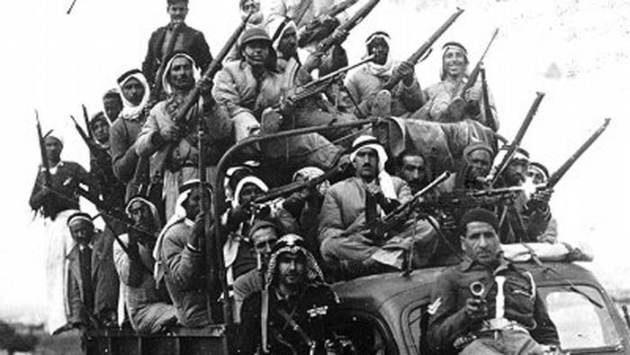 Der israelisch-arabische Krieg