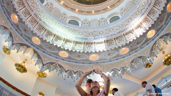 Abu-Bakr-Moschee (Frankfurt am Main): Eine moderne Begegnungsstätte