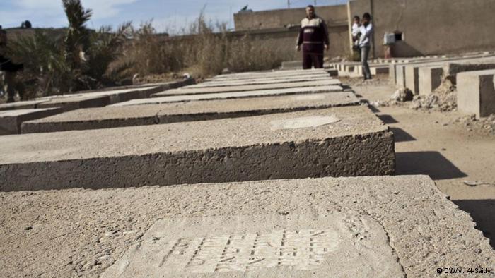 Jüdischer Friedhof in Sadr-City, Bagdad