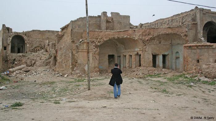 Altes Jüdisches Viertel in Kirkuk