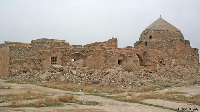 Grabstätte des Propheten Esra in Kirkuk