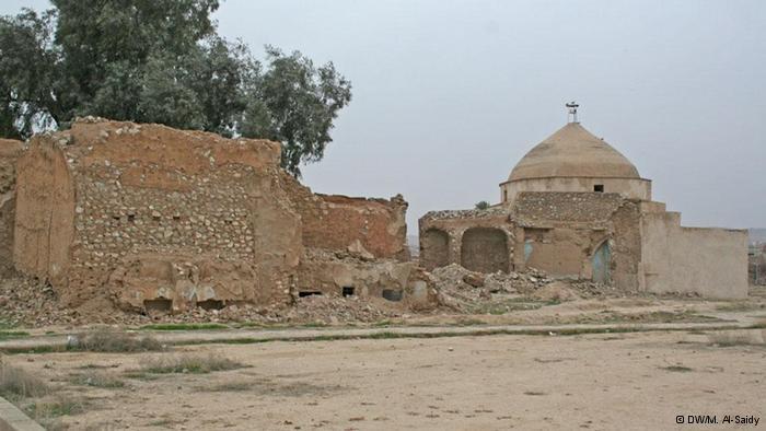 Grabstätte des jüdischen Propheten Hanani in Kirkuk