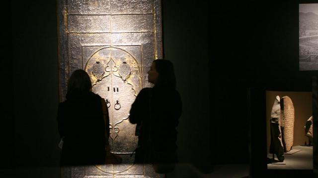 Die heilige Tür
