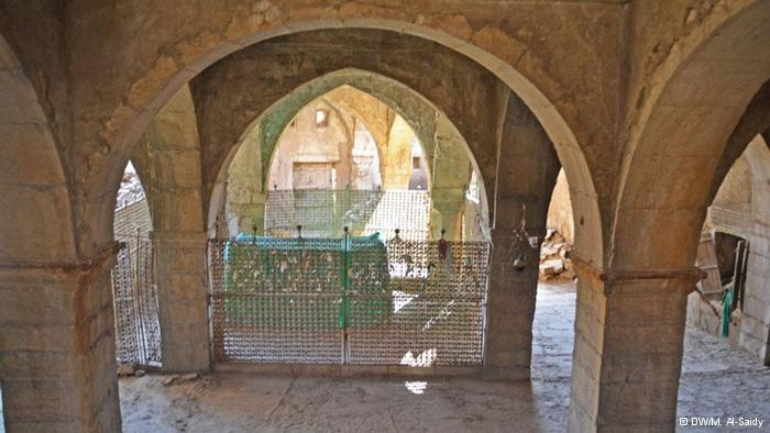 Grabstätte des Propheten Nahum