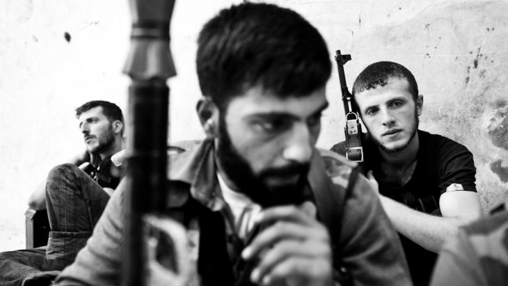 Deserteure und Rebellen