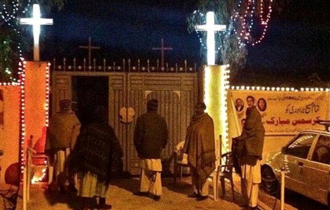 Weihnachten in Pakistan