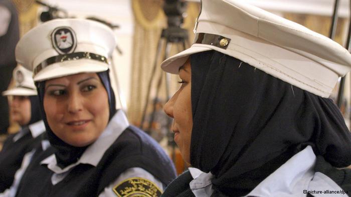 Auf Polizeistreife im Irak