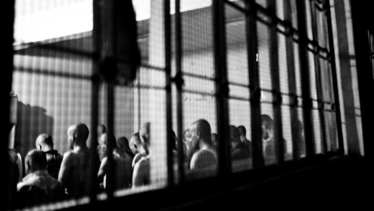 Inhaftierte Regime-Anhänger