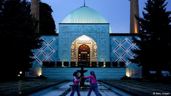 Imam-Ali-Moschee (Hamburg): Schiitisches Zentrum Deutschlands
