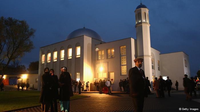 Khadija-Moschee (Berlin): Die erste Moschee im Osten der Hauptstadt