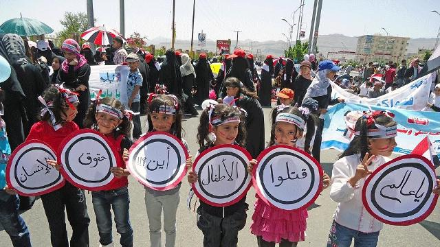 9. Widerstand gegen Jemens Diktator
