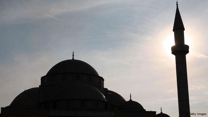 Die Merkez-Moschee: ''Dialog unter der Kuppel''