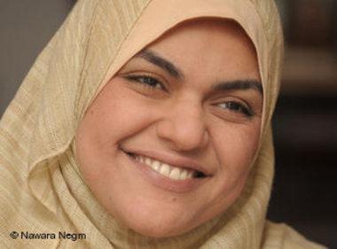 Nawara Nagem - Das weibliche Gesicht der ägyptischen Revolution