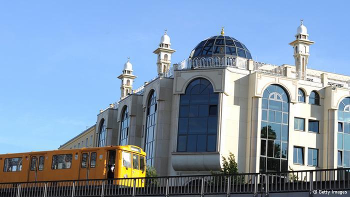 Omar-Ibn-Al-Khattab-Moschee (Berlin): Schlichte Eleganz