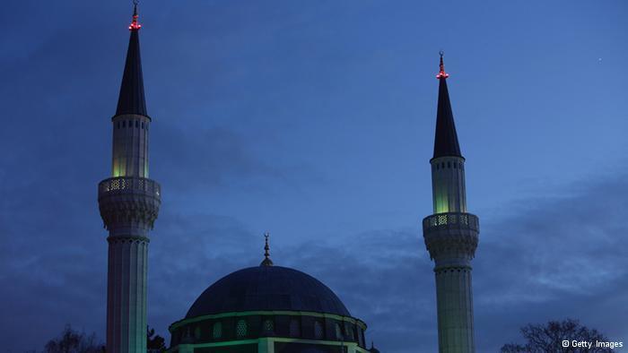 Sehitlik-Moschee (Berlin): Gebetsort der türkischen Gemeinde