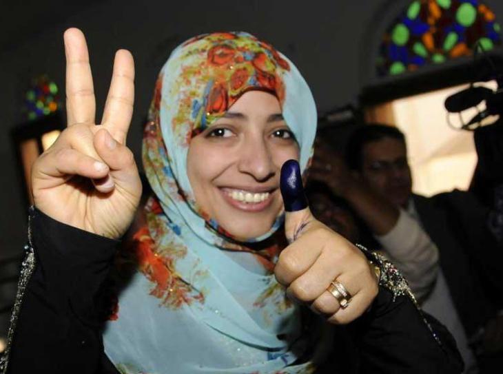 Tawakkul Karman – Die erste arabische Friedensnobelpreisträgerin