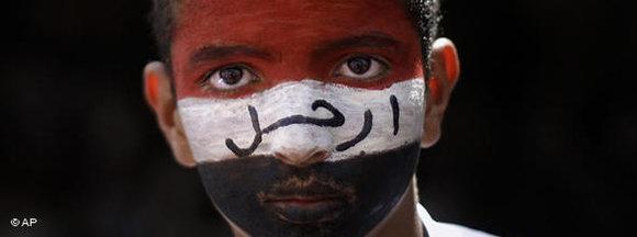 Bereits am 27. Januar 2011 begannen die Massenproteste im jemenitischen Sanaa gegen Präsident Ali Abdullah Salih. Auch hier ging der Staat gewaltsam gegen die Demonstranten vor; Foto: AP