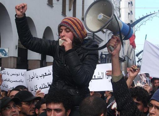Zineb El Rhazoui - ''Laïcité maintenant!''