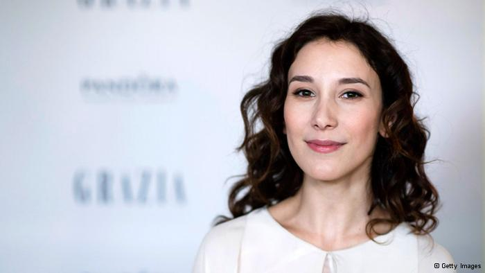 Die Schauspielerin Sibel Kekilli