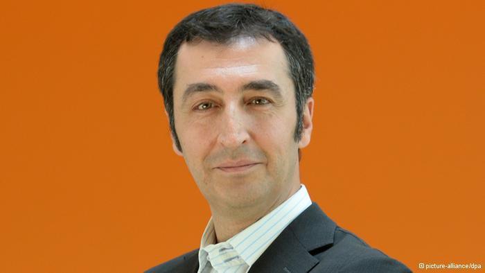 Der Politiker Cem Özdemir
