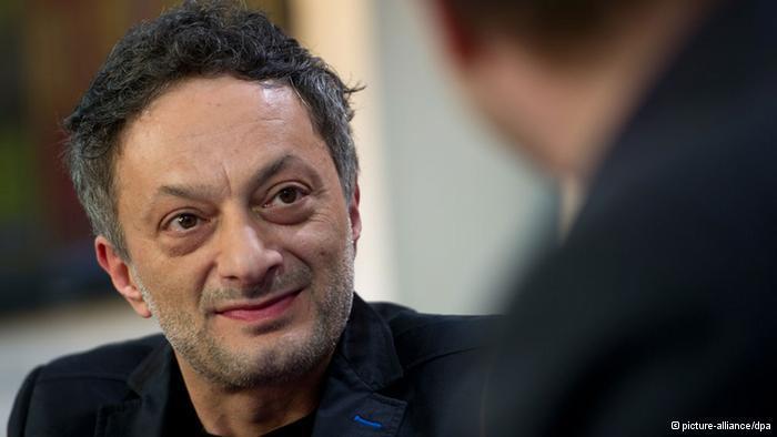 Der Schriftsteller Feridun Zaimoğlu