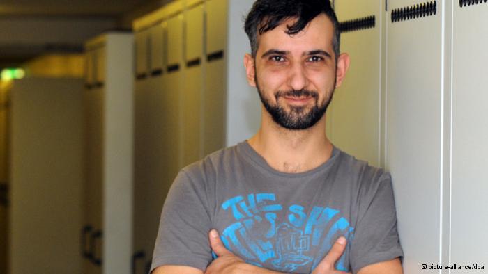 Der Theaterregisseur Nurkan Erpulat