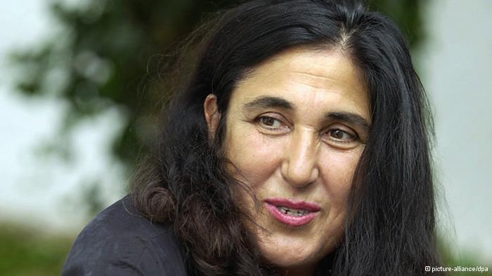 Die Schriftstellerin Emine Sevgi Özdamar