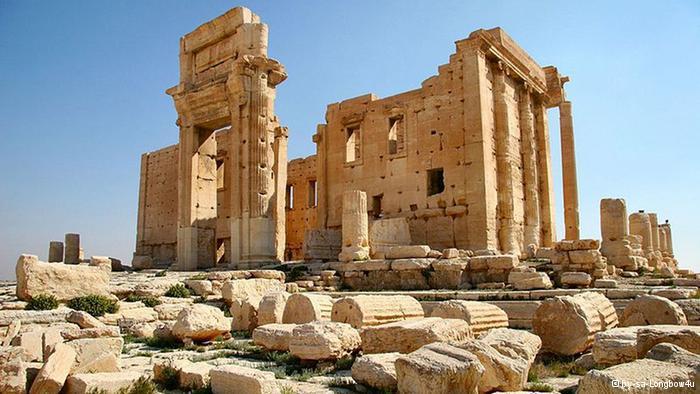 Baal-Tempel in Palmyra