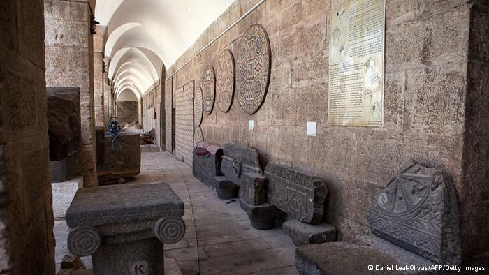 Museum in Idlib