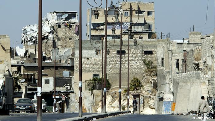 Altstadt von Aleppo