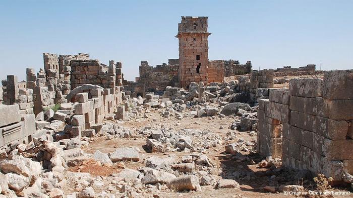 Tote Städte im Norden Syriens
