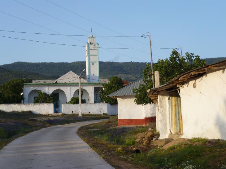 Das Dorf Joujouka; Foto: Arian Fariborz