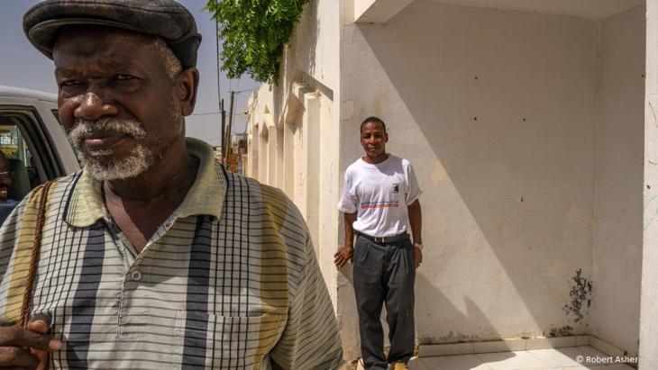 Messaoud Boubacar und Matallah