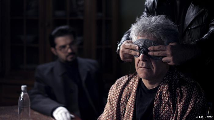 Filmszene aus Manuscripts don't burn von Mohammad Rasoulof