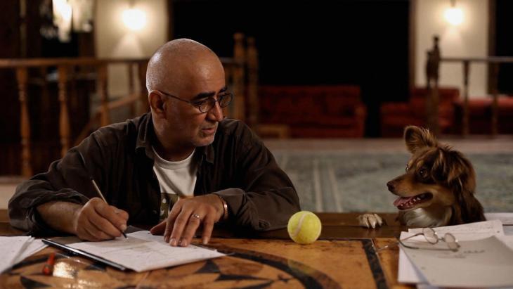 Filmstill Pardé   Closed Curtain von Jafar Panahi