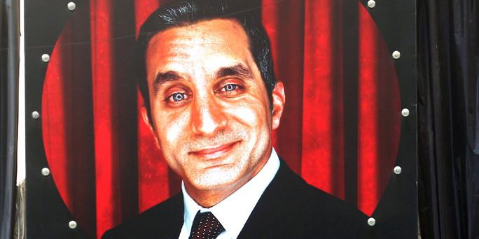 Bassem Youssef; Foto: dpa