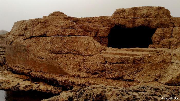 Bunker aus dem Zweiten Weltkrieg; Foto: © Mamadou Ba