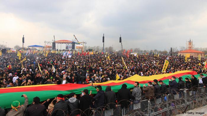 Das Noruz-Fest bei den Kurden in der Türkei; Foto: © Getty Images
