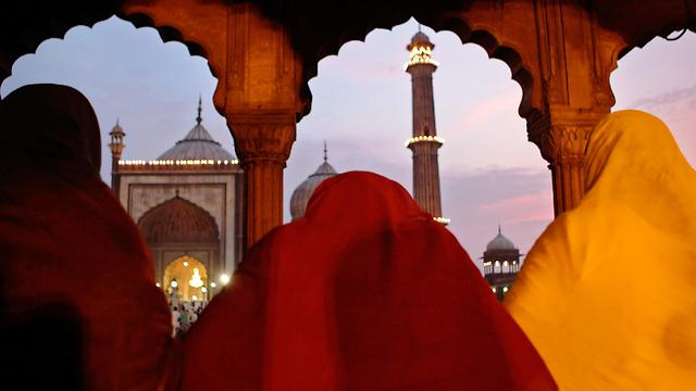 Ramadan in Indien; Foto: AP
