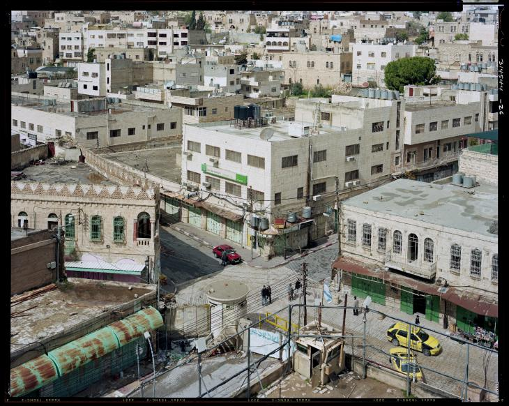Stephen Shore, Hebron, 2011, © Stephen Shore