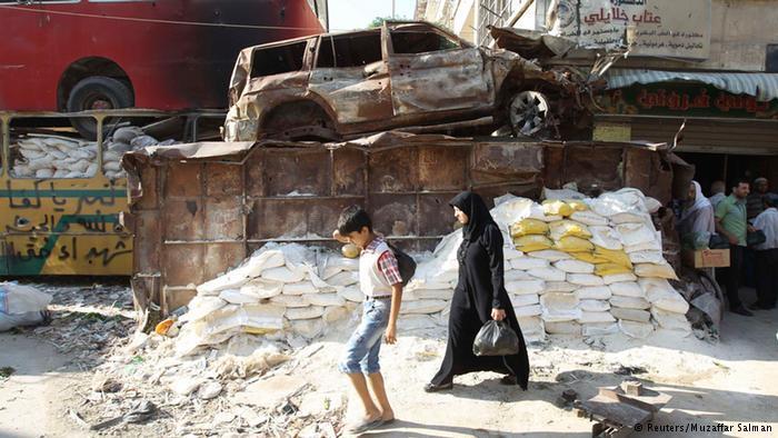 Foto: Reuters/Muzaffar Salman