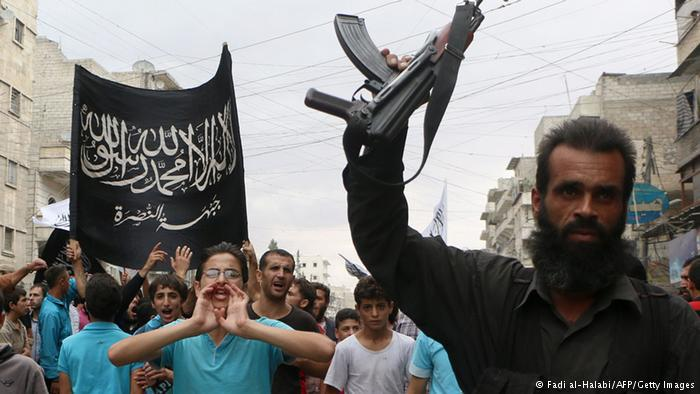 Foto: Fadi al-Halabi/AFP/Getty Images