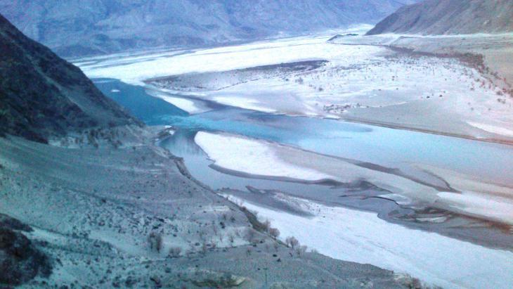 Das Shigar-Tal im Frühjahr, Gilgit-Baltistan, Pakistan. Foto: Julis Koch