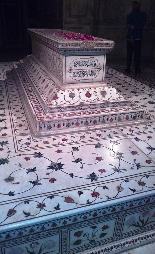 Das Jahangir-Mausoleum, Lahore, Punjab, Pakistan. Foto: Usman Mahar