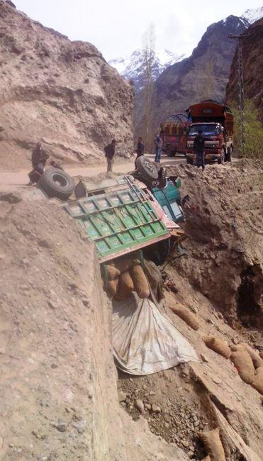 Transporter gen Norden, Gilgit-Baltistan, Pakistan. Foto: Usman Mahar