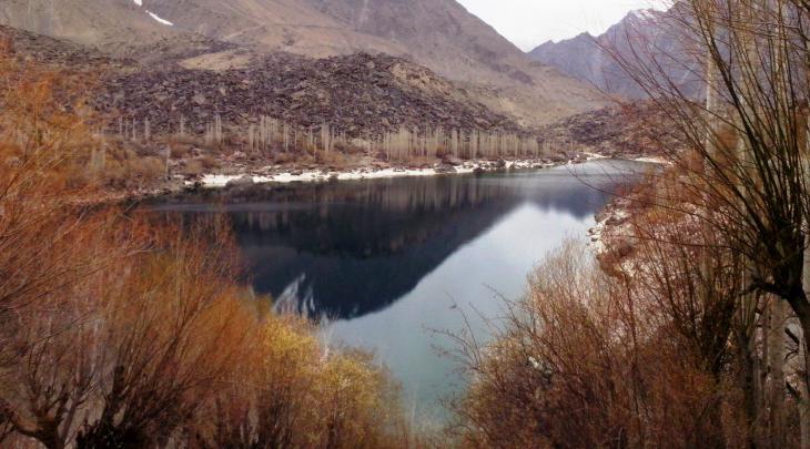 Upper Kachura Lake, Skardu, Gilgit-Baltistan, Pakistan. Foto: Julis Koch
